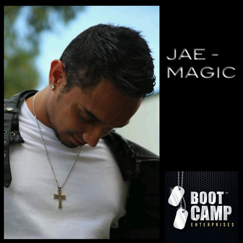 Jae Magic - Dancing On The Edge