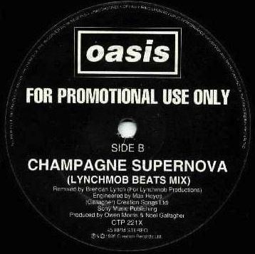 Oasis - Champagne Supernova (Lynchmob Beats Mix)