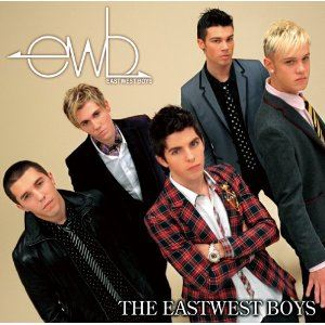 The EastWest Boys - The EastWest Boys
