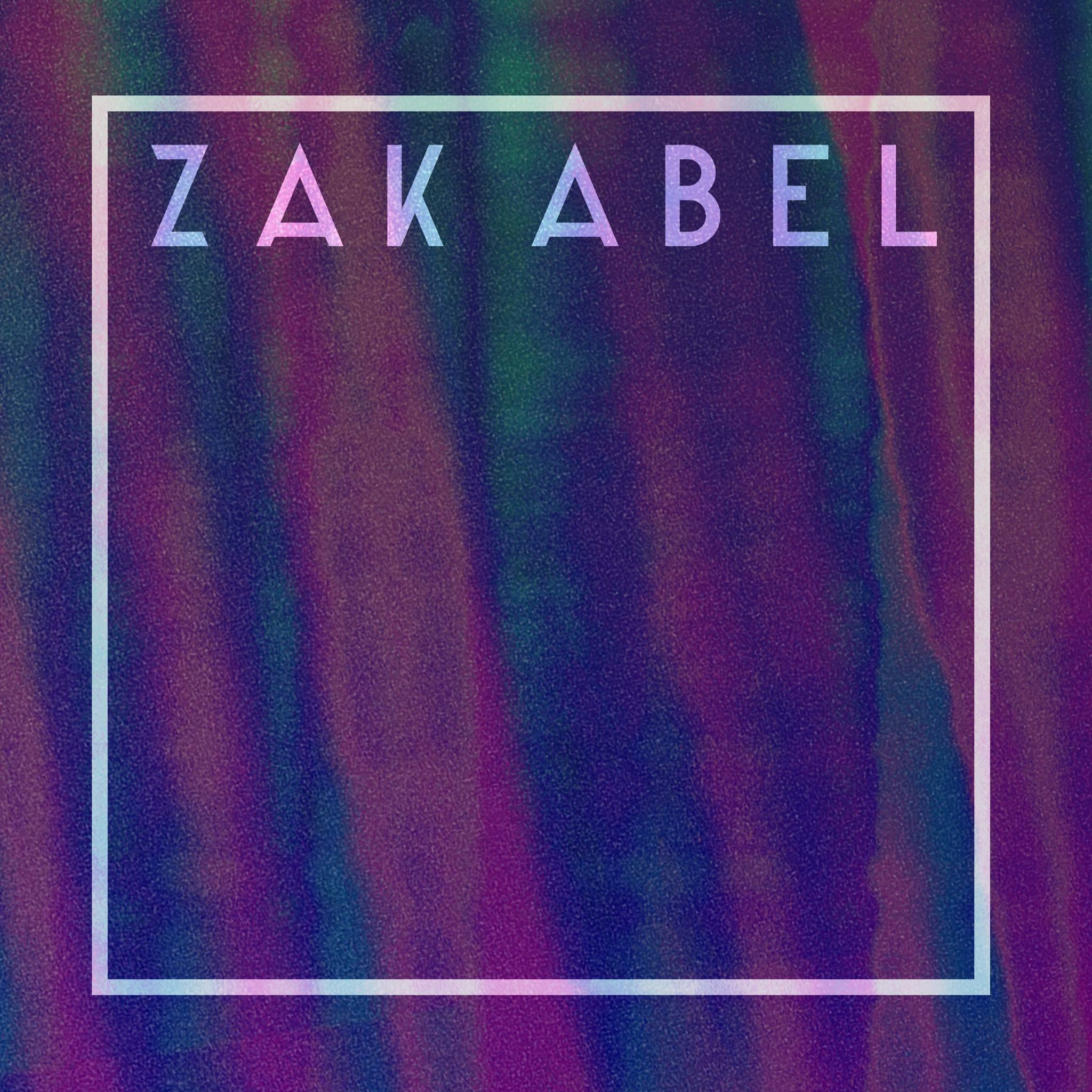 Zak Abel - Forthcoming EP