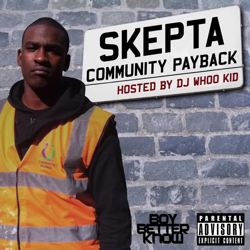 Skepta - Community Payback