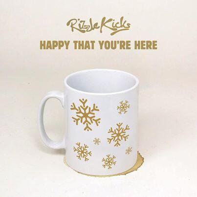 Rizzle Kicks - Happy That You're Here