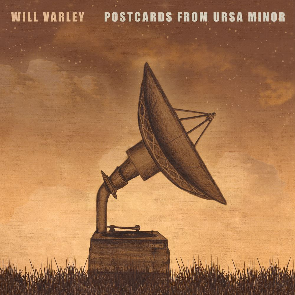 Will Varley - Postcards From Ursa Minor