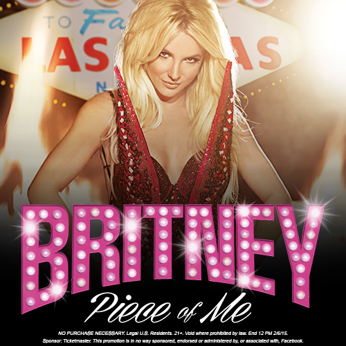 Britney Spears - Britney: Piece Of Me