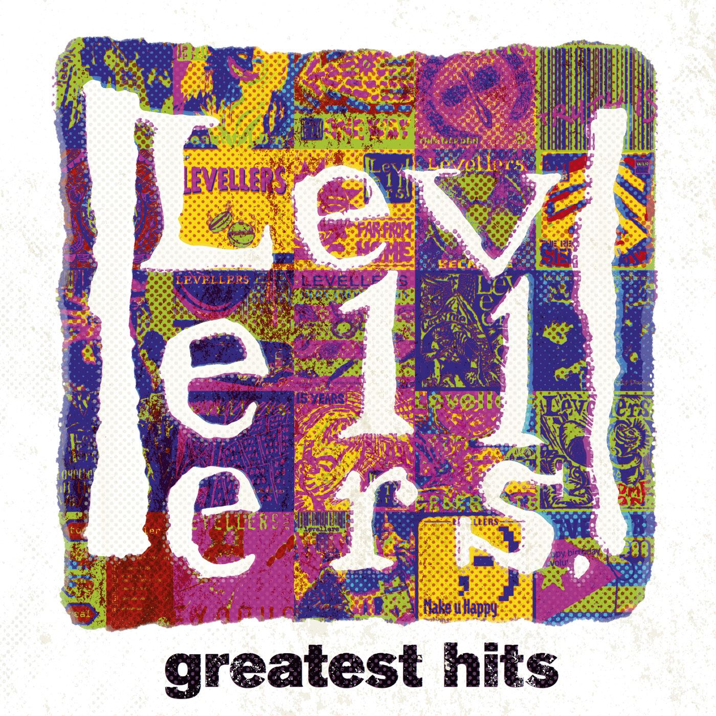 The Levellers - Greatest Hits
