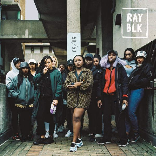 Ray BLK - 50/50