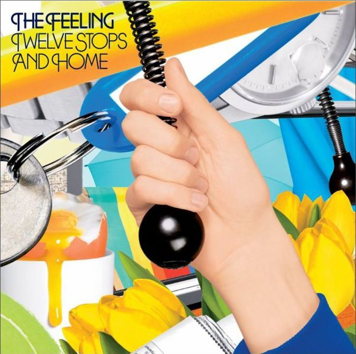 The Feeling - Twelve Stops And Home